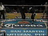 Octagon/La Parka/Rey Misterio Jr. vs. Pentagon/Pierroth/Psicosis 2/3