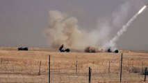 U.S. Marines in Afghanistan HIMARS Rockets