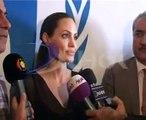 Angelina Jolie in duhok soutern Kurdistan