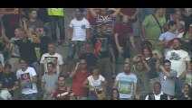 Hellas Verona 1-1 AS Roma - Goal Alessandro Florenzi - 22-08-2015
