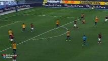 Alessandro Florenzi Fantastic Goal Verona 1 - 1 AS Roma 2015