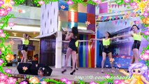 Super beautiful Thai girls nice legs mini shorts dance  Bangkok Motor Show nhảy khiêu dâm