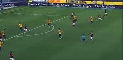 Alessandro Florenzi Fantastic Goal ► Hellas Verona vs AS Roma 1-1  Serie A 2015