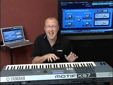 Yamaha MotifXS