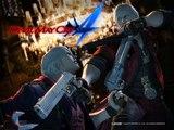 Devil May Cry 4: Blackened Angel (Dante battle 1)