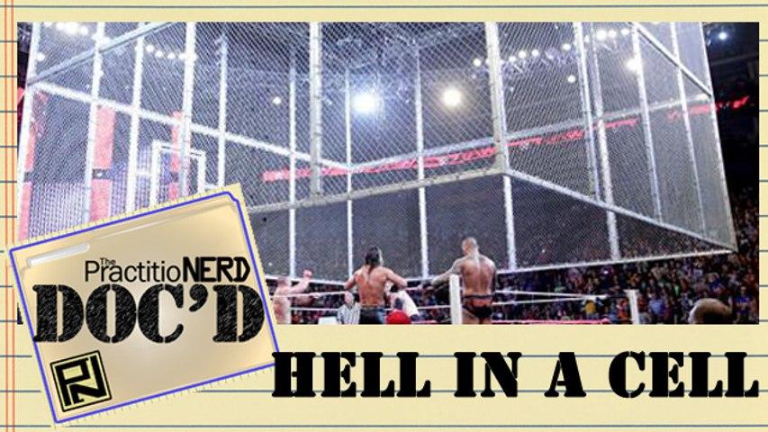 Hell In A Cell - Doc'D #28