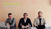 Mișcarea Verzilor, conferință de presă, 27 feb 2011 - 1.mov