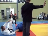 Bart van Oerle, 3e plaats NSK judo 2004