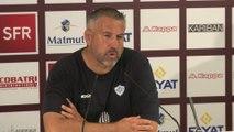 Rugby - Top 14 - Castres : Urios «Avec un peu plus de réalisme...»