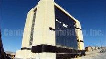 Démolition contrôlée à l'explosif - El Paso City Hall Implosion   Controlled Demolition, Inc