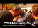 "Părintele Iustin Pârvu la ""In premiera"": S-A NASCUT UN SFANT"