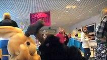 ChillHousen kovikset (jou) - nuorten työpajan tuotos ChillHouse-tapahtumasta Tampereella