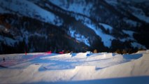 QParks Snowpark Schöbeneben Freeski Sessions