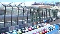 Super GT Honda HSV-010 testing in Suzuka Circuit
