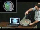 NDI VicraSCAN Handheld 3D Laser Scanner - 3D Scanning