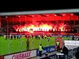 Ultras Essen, Viola Fanatics und Wanderers Bremen
