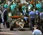 GP Canada, Montreal 1984 Pit stop di Bellof