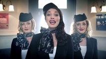 Fly Guinness Class to Dublin - Guinness Ad