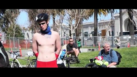 San Diego Naked Bike Ride 2014 - YouTube