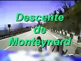 Descente de Monteynard en vélo couché