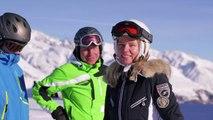 Skiing at Großglockner Ski Resort Kals Matrei (Tyrol, Austria) - Snow report from 1.1.14