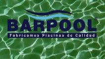 BArPool Piscinas Prefabricadas Fibra - Piscina Rectangular Calle de Natacion