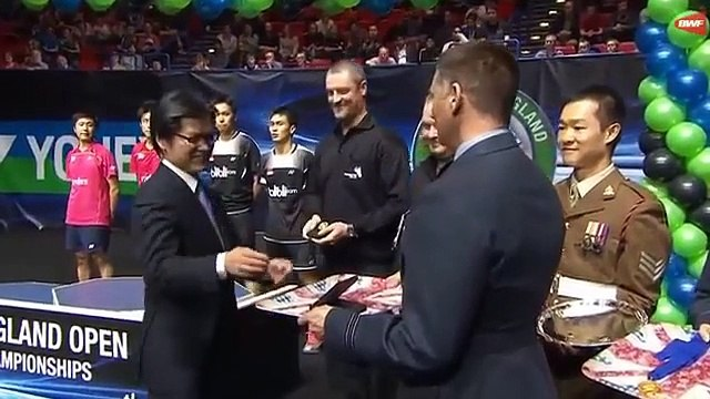 All England 2014 Final INDONESIA Win from Japan (Muhammad Ahsan/Hendra Setiawan)