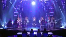Extreme Dance Group Sparkles On Stage America's Got Talent 2014