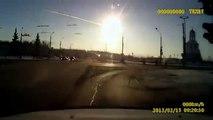 Russia Meteorite: Amazing footage of Russia's meteorite crashes. (15.02.2013)