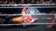WWE NXT TakeOver Somoa Joe Vs Baron Corbin