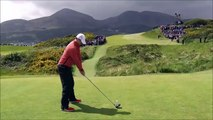 A Slow Motion Look At Rory Mcilroy S Driver Swing In 2012