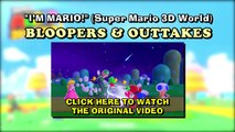 I'M MARIO BLOOPERS! (Super Mario 3D World) : Black Nerd