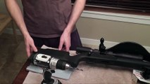 CZ 455 Trainer 22 LR - video dailymotion