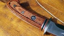 Twelve Huge Big Bowie Knives / Meine 12 schönsten großen Bowie Messer Top Ten knife couteau cuchillo