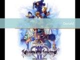 Drawing the Kingdom Hearts II Poster - Kairi, Roxas, Sora, Donald, Goofy, and King Mickey