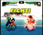 FIGHT ONE: Goku & Piccolo vs Raditz