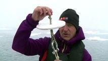Explication du disque de Secchi - Expédition Tara Oceans Polar Circle - 8 juillet 2013