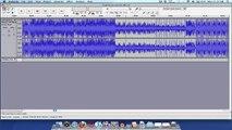 How to split your DJ mixset into separate tracks using Audacity