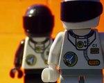 Doors - Portal / Matrix style LEGO animation