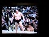 SUMO - Osaka Day 15 - Asashoryu vs Hakuho Final match 3-23-08