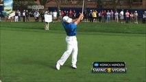 Gary Woodland Golf Swing Analysis Face On Super Slow Motion