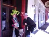 Dancing With Johnny Bones at Tombstone Arizona
