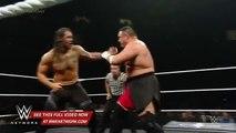 WWE Network Samoa Joe vs. Baron Corbin NXT TakeOver Brooklyn WWE On Fantastic Videos