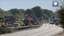 Un accidente durante una exhibición aérea en el Reino Unido provoca al menos siete muertos