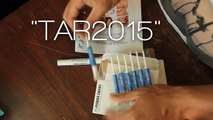 Review: Power Swabs Teeth Whitening (How To, Results, Demostration)