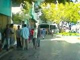 a tsunami struck male', maldives