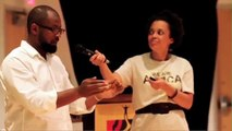 We Are Africa 2010 Road Tour - Pierre Bennu gets his African Ancestry revealed