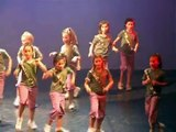 Saggio 2010 Palestra Happy Gym - Bimbo Dance - Black eyed peas Medley