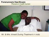 Nigerian Citizen Visited Lilavati Hospital in Mumbai for Liver abscess Treatment at Low Cost
