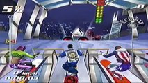 SSX Tricky [PS2] | Mercury City Meltdown Race with Mix Master Mike